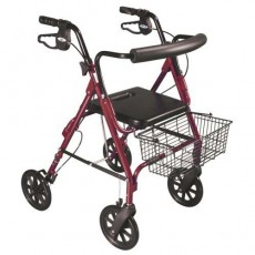 rollator-drive-d-lite-red