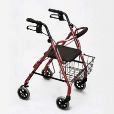 rollator-essential-excalibur-(red)